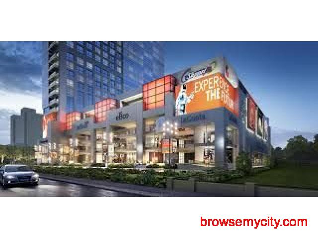 ATS Kabana High is the new commercial project by ATS Greens at Noida Extension. - 1/1
