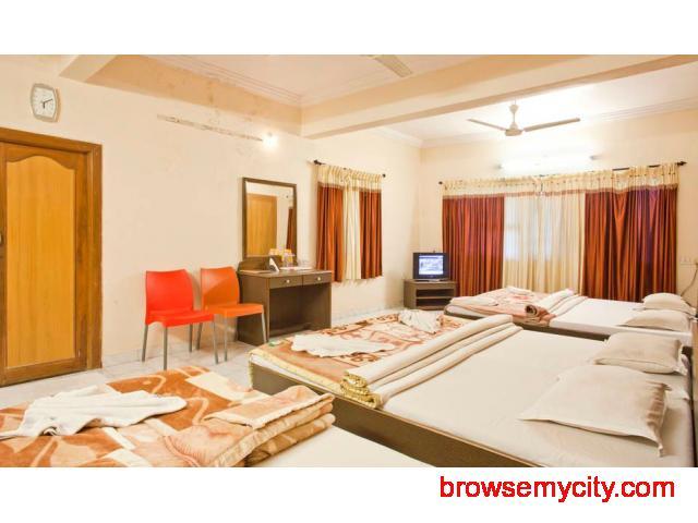 Get Hotel Sahyadri in,Alibaug with Class Accommodation. - 2/4