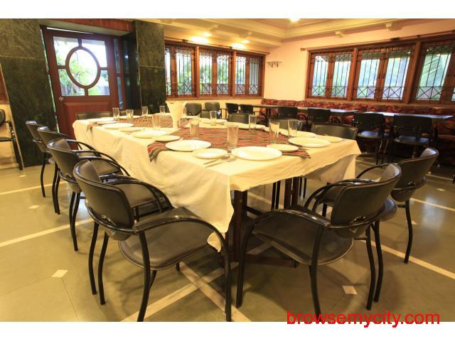 Get Hotel Sahyadri in,Alibaug with Class Accommodation. - 3/4