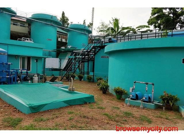 Sewage Treatment Plants Manufacturers in India - 6/6