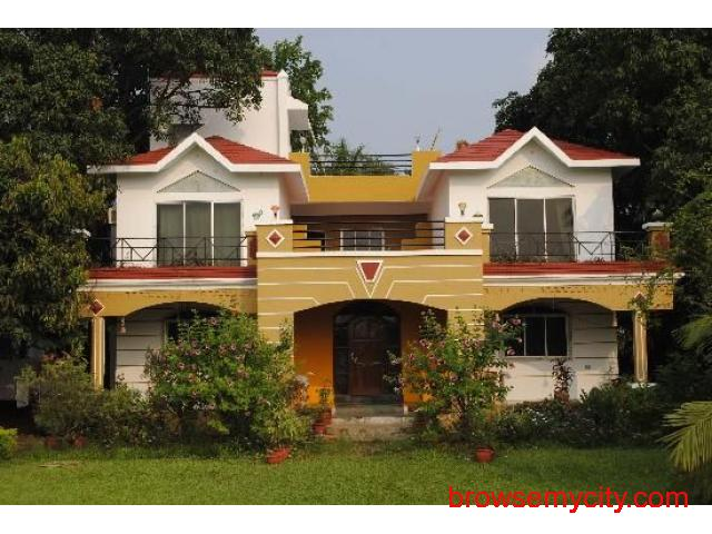 Get Ghanvatkar Bunglow at Zirad in,Alibaug with Class Accommodation. - 1/4