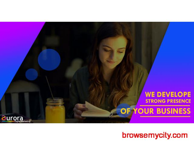 Digital marketing agency in Bangalore | Aurora tech pro - 2/2