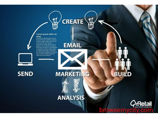 Email Campaign Management Services and Packages - QeRetail - 1/6