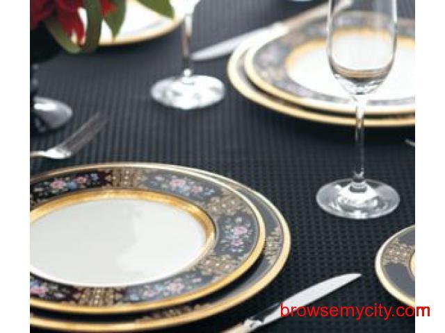 Luxury Dinnerware Brands Umm Al Quwain - 2/2