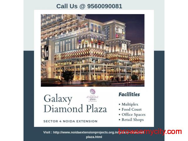 Galaxy Diamond Plaza Commercial Spaces - 1/3