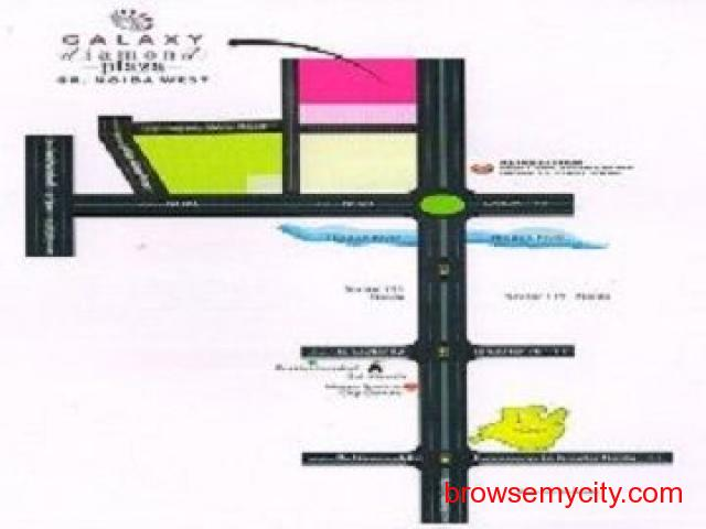 Galaxy Diamond Plaza Commercial Spaces - 3/3