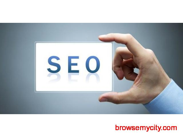 Contact SEO Company in Delhi and enhance the web ranking of your company - 1/1