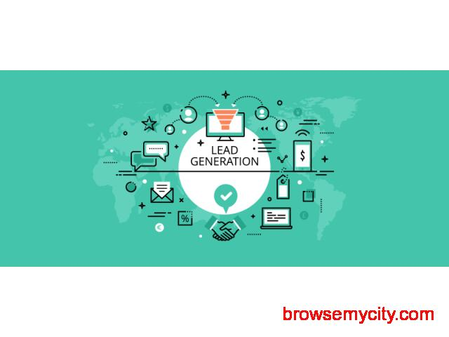Lead Generation - Best Lead Generation Services to identify and cultivate potential customers. - 1/1