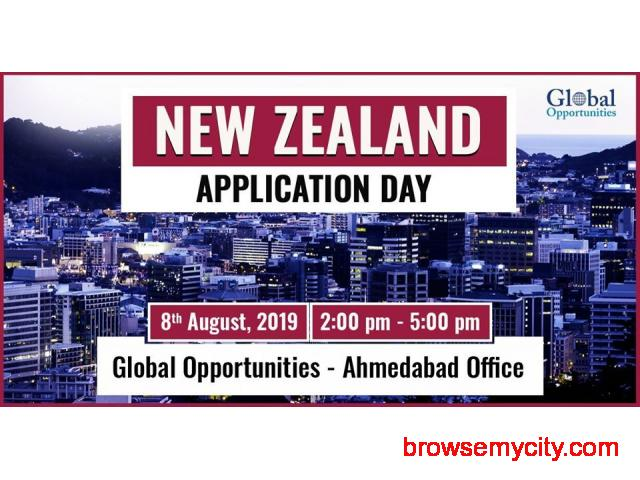 Attend New Zealand Application Day 2019 in Ahmedabad - 2/2