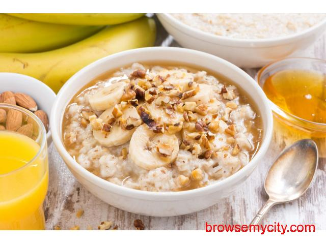 Recipes using Oats for Babies - 1/1