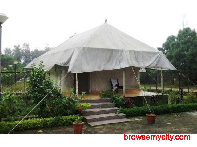 Get Holiday Homes Amarkantak - MPTDC in,Amarkantak with Class Accommodation. - 3/4