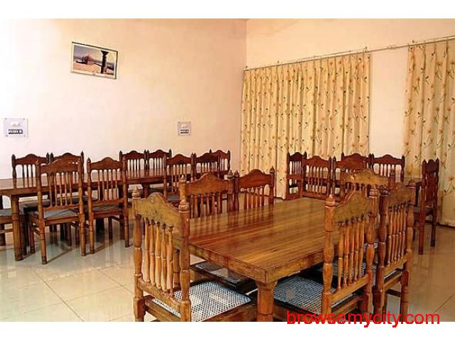 Get Holiday Homes Amarkantak - MPTDC in,Amarkantak with Class Accommodation. - 4/4