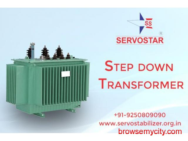 What is Step Down Transformer. Know it Before Buying - 1/1