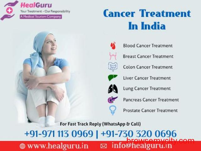 Cancer Treatment In India - 1/1