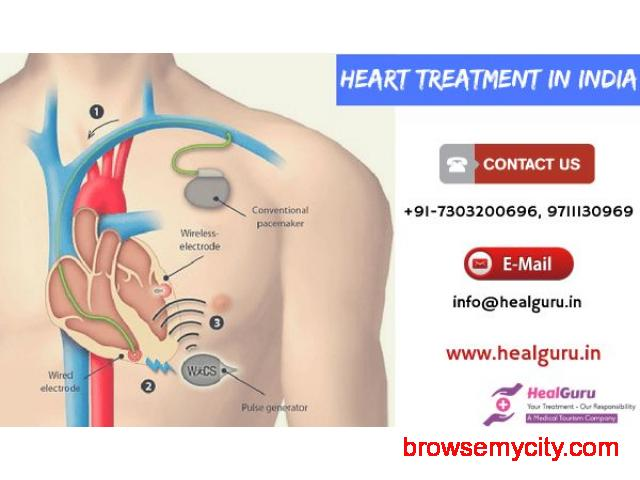 Heart Treatment In India - 1/1