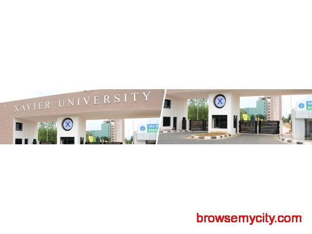 Xavier Institute of Management Bhubaneswar - 1/1