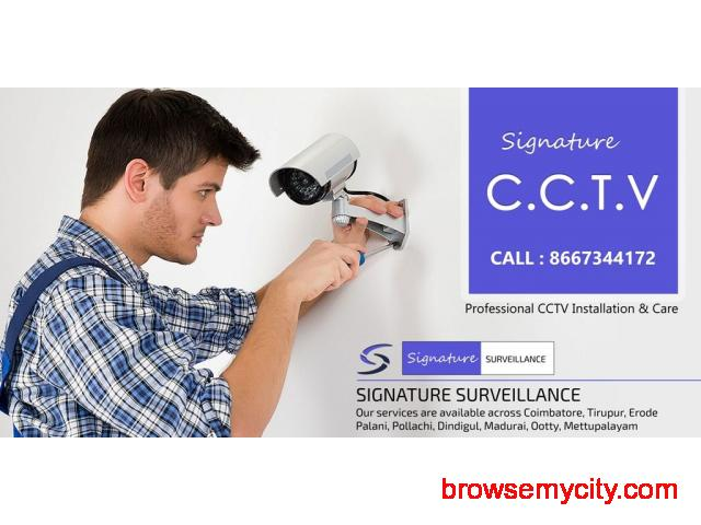 CCTV Dealers in Tirupur - Best Surveillance CCTV Dealers Tirupur - CCTV Camera Dealers Tirupur - 1/2