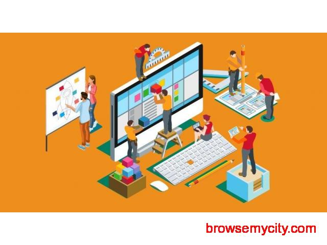 Aaditri Technology – A Prominent Web Design Company in Delhi - 1/1
