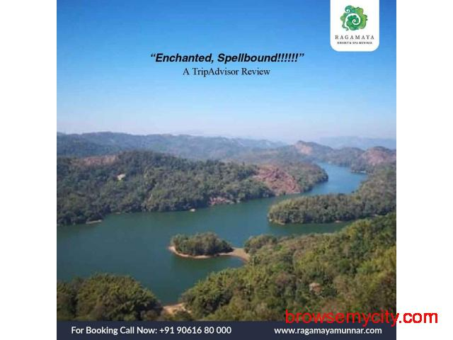 The Perfect Resort to Catch Spectacular Kallimali View Point - 1/5