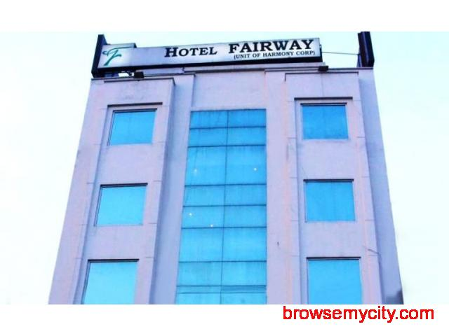 Get Hotel Fairway in,Amritsar with Class Accommodation. - 1/4