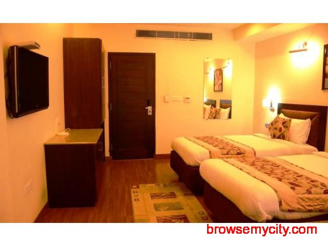 Get Hotel Fairway in,Amritsar with Class Accommodation. - 2/4
