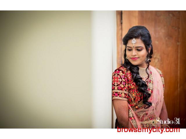 Celebrity Makeup Artist In Hyderabad - 1/3