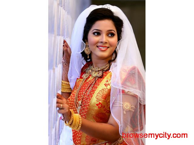 Bridal Makeup Artist In Thiruvananthapuram - 2/3