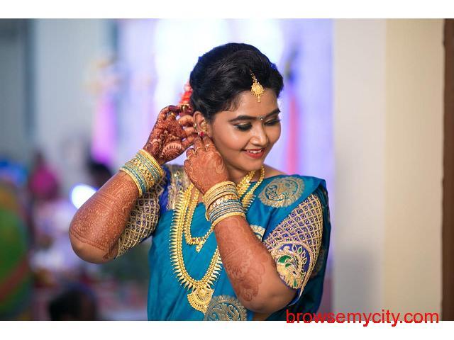 Bridal Makeup Artist In Tirupathi - 1/4