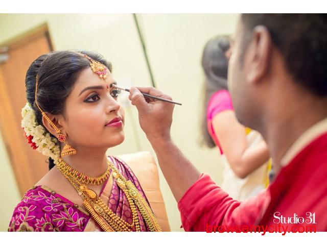 Bridal Makeup Artist In Tirupathi - 3/4
