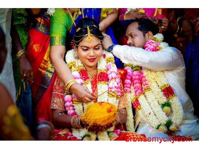 Bridal Makeup Artist In Salem - 1/3