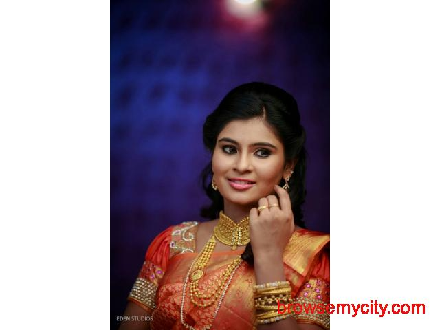 Bridal Makeup Artist In Hyderabad - 2/3