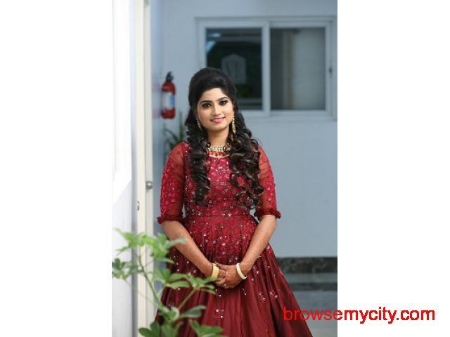 Bridal Makeup Artist In Coimbatore - 1/3