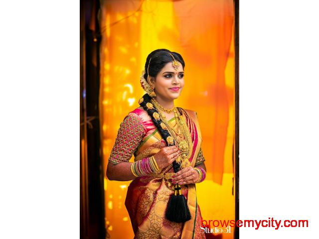 Bridal Makeup Artist In Erode - 1/3
