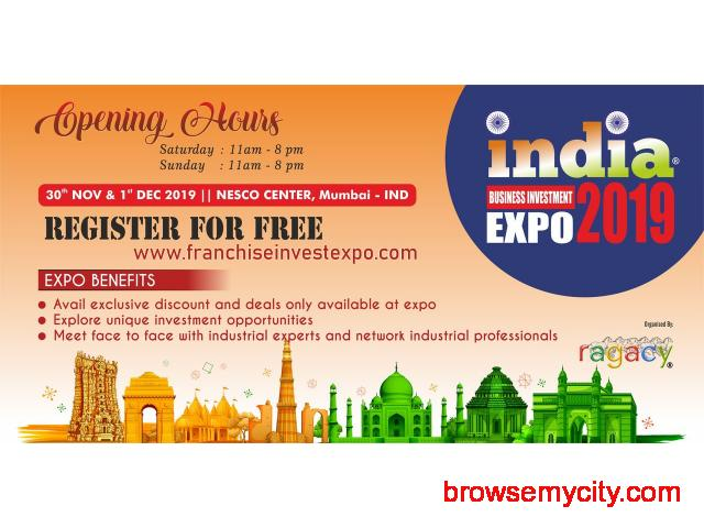 India Business Investment Expo 2019 - 1/1