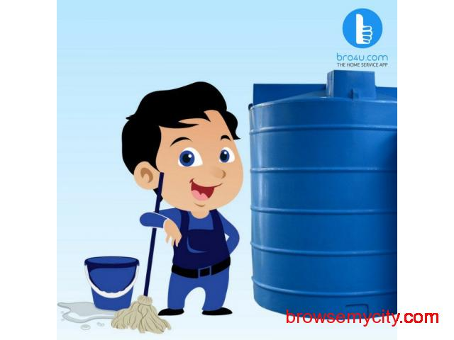 best water tank cleaning services in Nagpur - 1/1