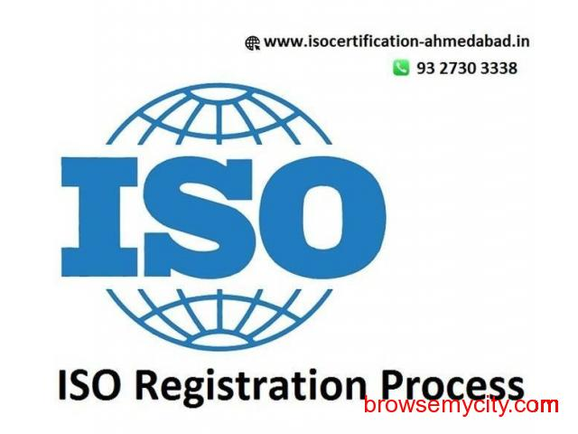 Consultancy services for ISO registration process - 1/1