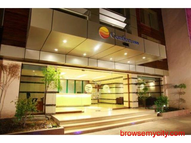 Get Comfort Inn GSK in,Amritsar with Class Accommodation. - 1/2