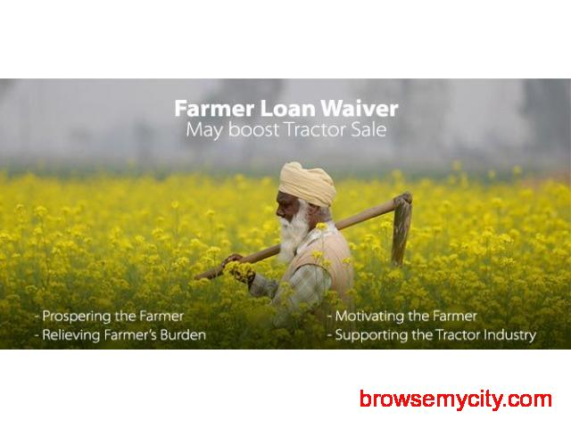 New and Used tractor loan - 1/1