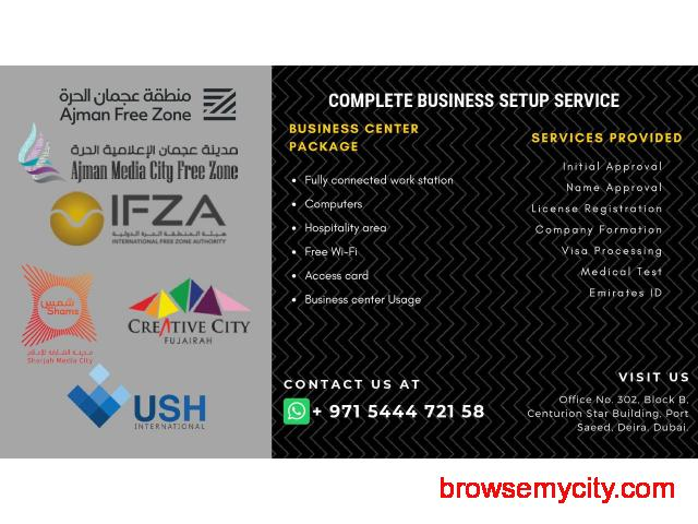 Business Setup in Dubai (5 Business in 1 License) call #971544472158 - 1/1