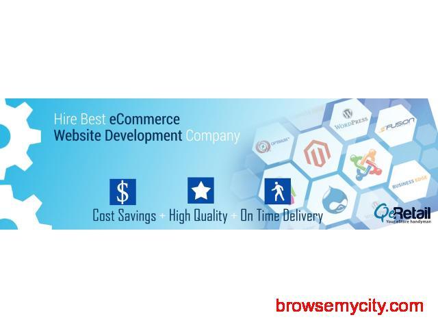 Custom eCommerce Web Development Company in USA - 1/6