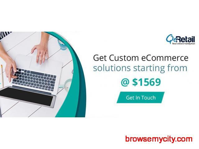 Custom eCommerce Web Development Company in USA - 3/6