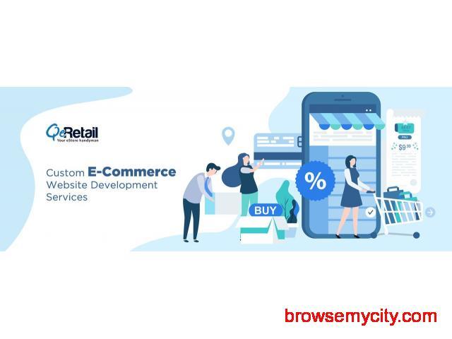 Custom eCommerce Web Development Company in USA - 4/6