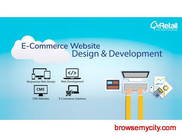 Custom eCommerce Web Development Company in USA - 5/6