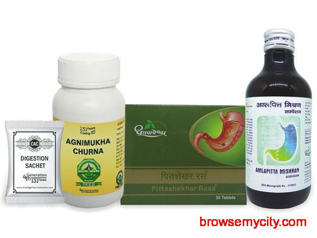 Ayurvedic Treatment For Acidity - 1/1