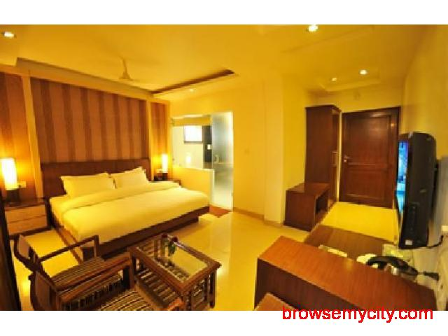 Get Hotel Golden Tower in,Amritsar with Class Accommodation. - 3/4