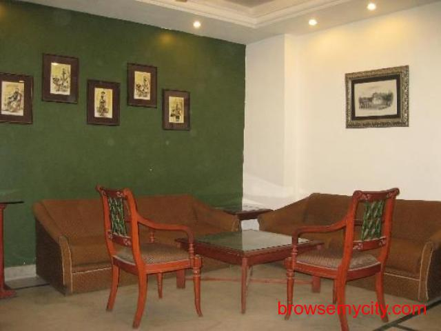 Get Hotel Golden Tower in,Amritsar with Class Accommodation. - 4/4