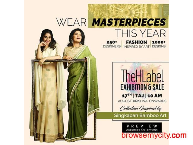 TheHLabel Show & Sale: Get The Best Fusion & Ethnic Wear - 1/1