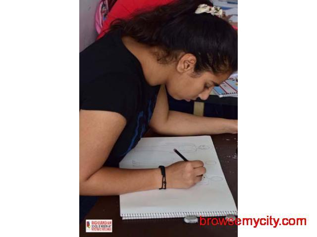 fashion figure sketching in punjabi bagh - 3/3