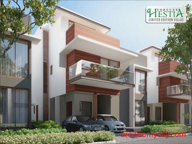 luxury villa projects in Bangalore - 1/1