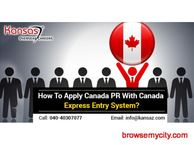 How to Apply Canada PR with Canada Express Entry System? - 1/1